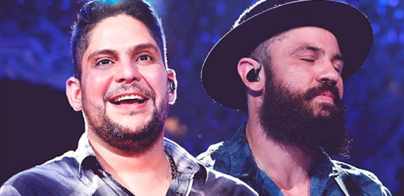 Jorge e Mateus, no KM de Vantagens