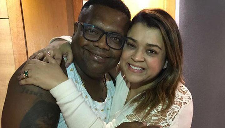 MC Marcinho e Preta Gil