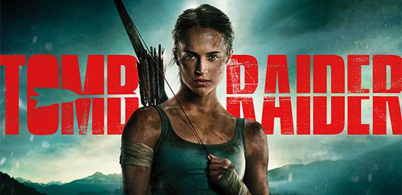 Pré Estreia Tomb Raider - A Origem