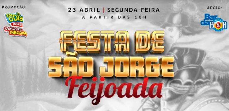 Mordomia Mentiras Bar - Festa de São Jorge