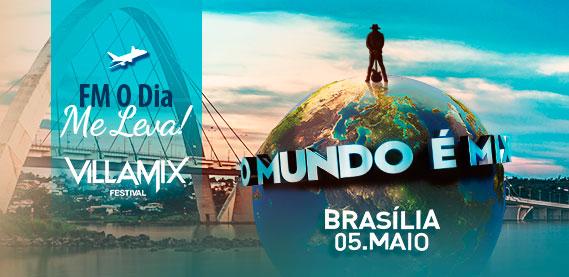 FM O Dia me Leva Villa Mix