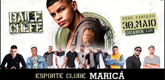 Baile do Chefe, com MC Maneirinho
