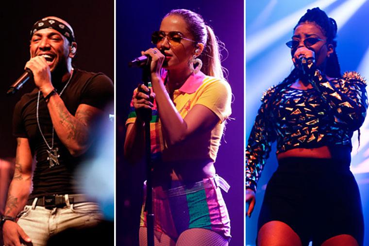 Funk-U com Nego, Anitta e Ludmilla