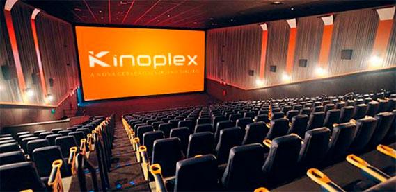 Convites de Cinema para a rede Kinoplex