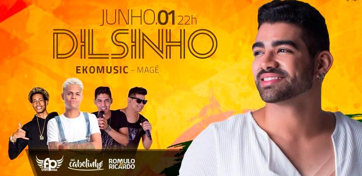 Show do Dilsinho