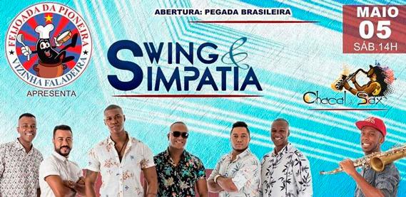 Swing & Simpatia, na Vizinha Faladeira