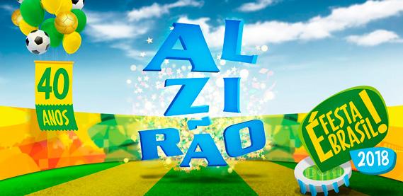 Alzirão, na Copa de 2018