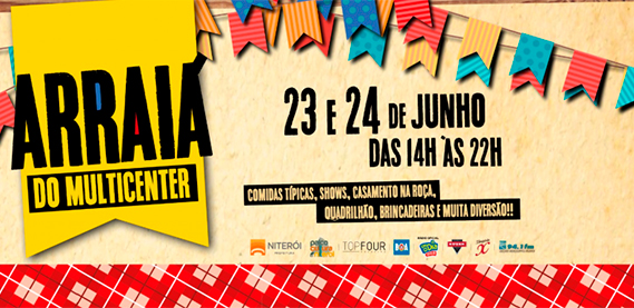 Itaipu - Arraiá do Multicenter