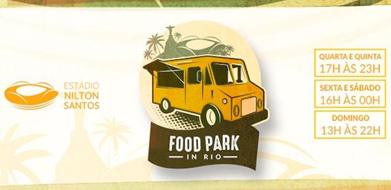 Food Park In Rio