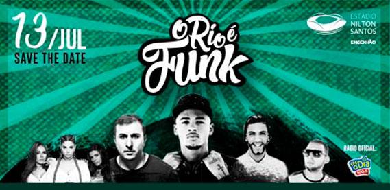 O Rio É Funk