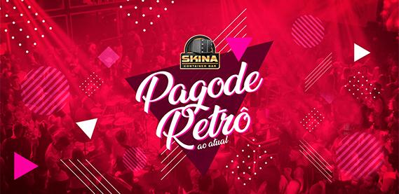 Skina Bar - Pagode Retrô Ao Atual