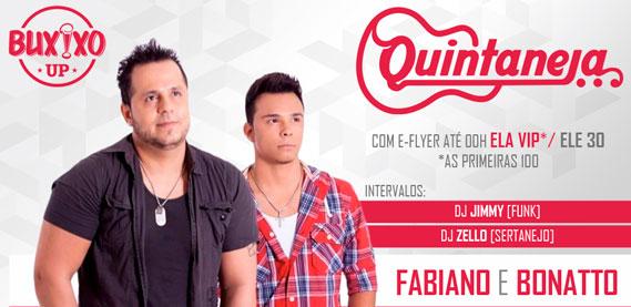 Quintaneja, no Buxixo Up