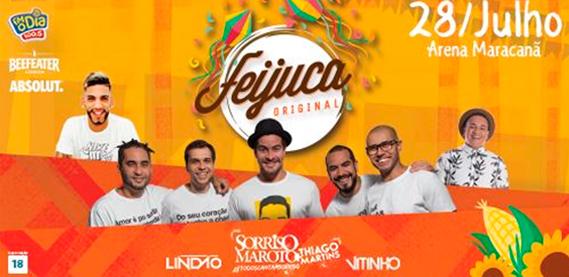 Feijuca Original com Sorriso Maroto, Vitinho e DJ Lindão