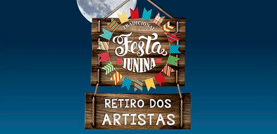 Festa Agostina - Retiro dos artistas