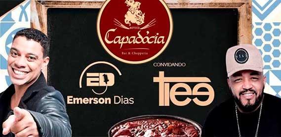 Boteco Capadócia - Feijoada do Emerson Dias