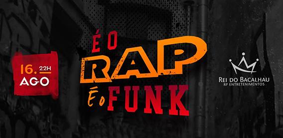 É O Rap, É O Funk com Poesia Acústica