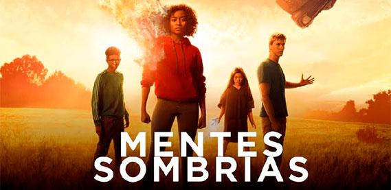 """Filme """"Mentes Sombrias"""""""