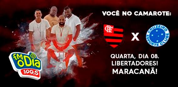 Mordomia Flamengo x Cruzeiro