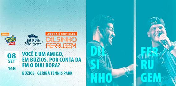 FM O Dia Me Leva com Dilsinho e Ferrugem