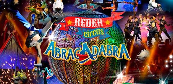 Circus Reder Abracadabra