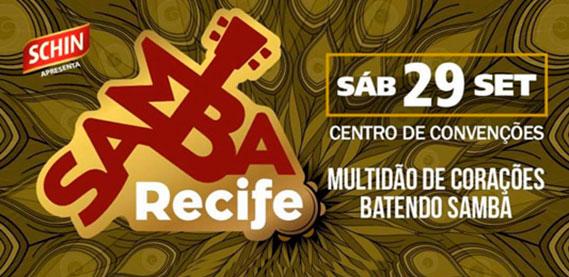 Samba Recife: O Maior Festival de Samba do Brasil