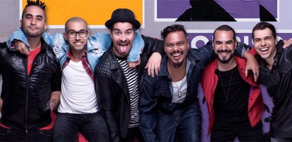 Show do Sorriso Maroto com a Volta do Bruno
