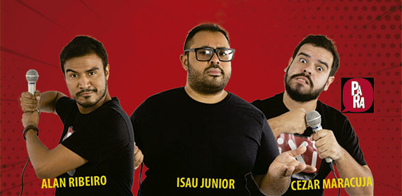 Stand up do Canal Ixi