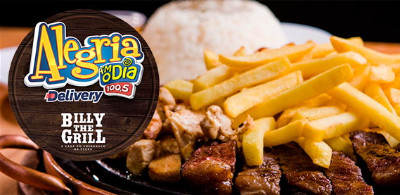 Alegria Delivery - Billy The Grill
