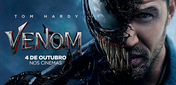 "Filme ""Venom"""