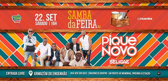 Samba da Feira com Pique Novo
