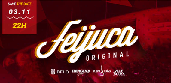 Feijuca Original