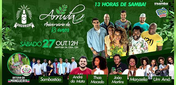 Aniversário do Grupo Arruda