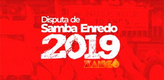 Disputa Samba Enredo 2019