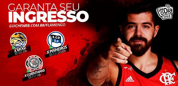 Flamengo pelo NBB