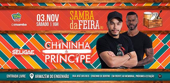 Samba da Feira com Chininha & Príncipe