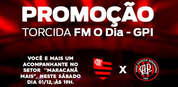 Mordomia - Torcida FM O Dia e GPI - Flamengo