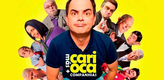 Carioca - Em Más Companhias