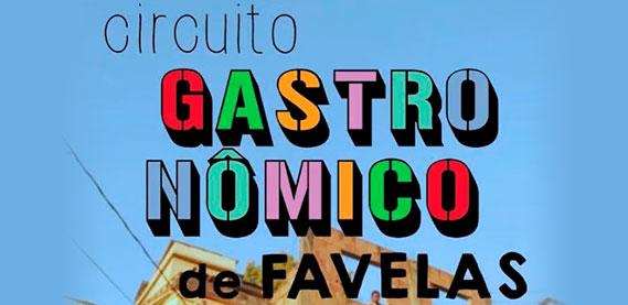 Mordomia Circuito Gastronômico das Favelas