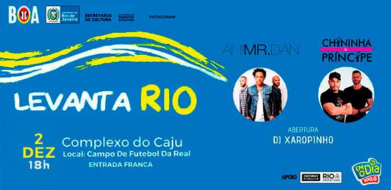 Levanta Rio Caju