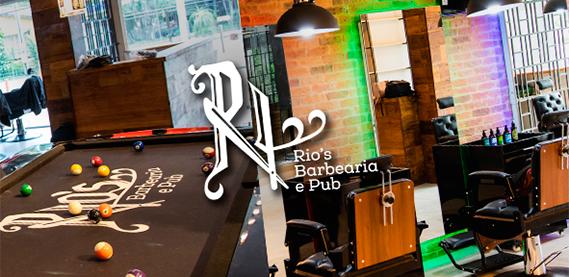 Rios Barbearia e PUB