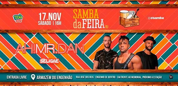 Samba de Feira - Ah! Mr. Dan