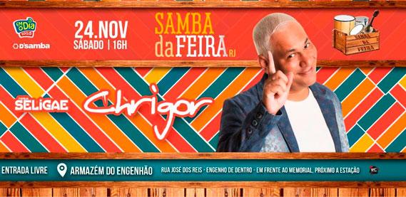 Samba da Feira com Chrigor