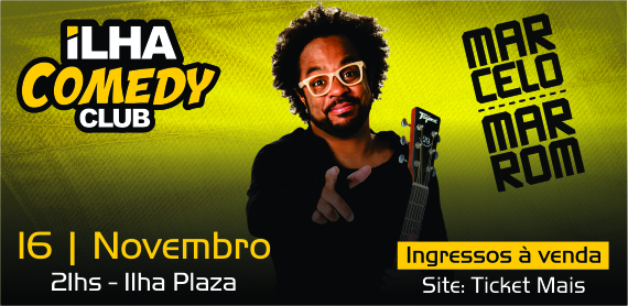 Stand Up Comedy - Marcelo Marron