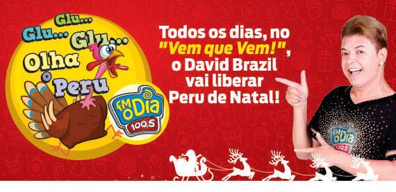 Peru de Natal do David Brazil