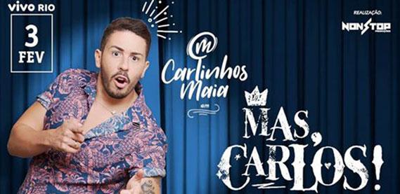 Carlinhos Maia no Vivo Rio