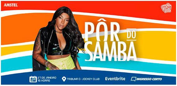 Pôr do Samba - Ludmilla