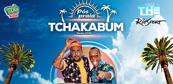 Pós Praia do Tchakabum