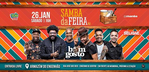 Samba da Feira com Bom Gosto