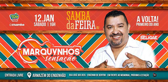 Samba da Feira