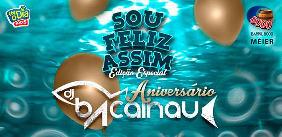 Barril 8000 - aniversário do DJ Bacalhau